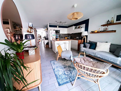 A VENDRE-MONTPELLIER-PORT MARIANNE-APPARTEMENT-4 PIECES-TERRASSE.
