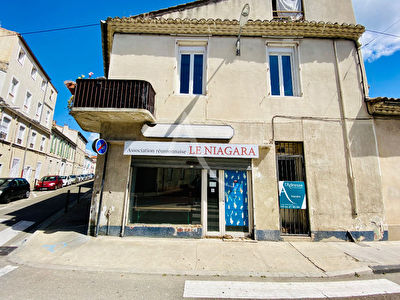 EXCLUSIVITE Local commercial Nimes 2 pièce(s) 58 m2